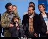 Félix Bossuet (Sébastien), Mehdi El Mezouari El Glaoui (André), Nicolas Vanier (réalisateur), Andreas Pietschmann (Lieutenant Peter)