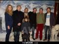 Margaux Chatelier (Angélina), Tchéky Karyo (César), Félix Bossuet (Sébastien), Mehdi El Glaoui (André), Dimitri Storoge (Docteur Guillaume), Urbain Cancelier (le maire), Andreas Pietschmann (Lieutenant Peter)