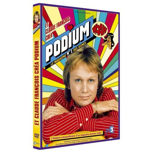 Et Claude François créa Podium... (DVD)