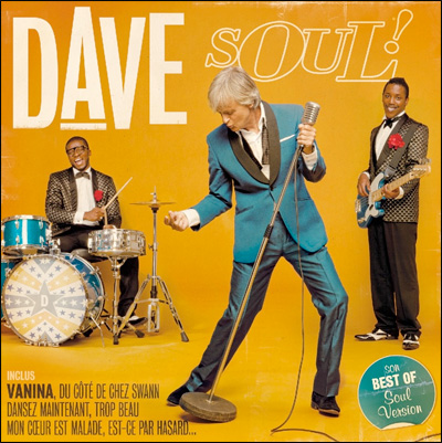 Dave, ses plus grands tubes en version Soul ! dès le 21 novembre