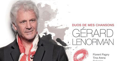 Gérard Lenorman, Duos de mes chansons
