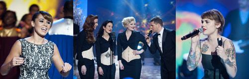 Joyeux Gospel et Bonne Année ! dimanche 1er janvier 2012 sur France 3