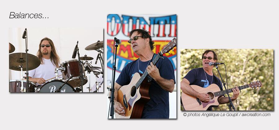 Peter Kingsbery - Festival Country Music Mirande - 12 & 13 juillet 2007, Mirande