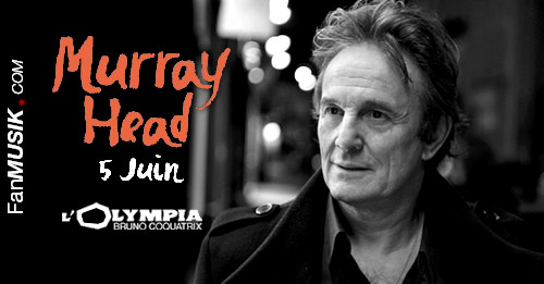 Murray Head le 5 juin 2013 à l'Olympia !
