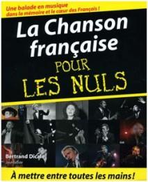 Bertrand Dicale La Chanson française pour les Nuls