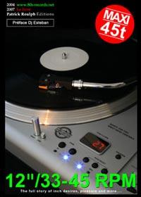 """Maxi 45 tours - 12""""/33-45 RPM"""