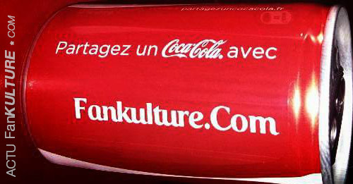 Coca-Cola vous permet de personnaliser votre canette !