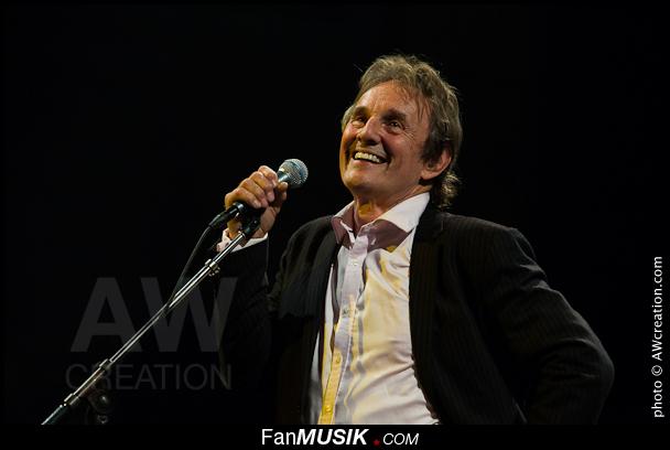 Murray Head, concert privé du 4 juin 2013 pour France Bleu 107.1