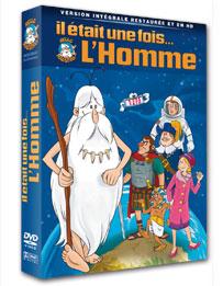 Il était une fois l'Homme sort en DVD et Blu-ray en version remasterisée !