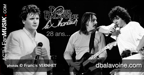 Daniel Balavoine, 28 ans déjà aujourd'hui (14 janvier 1986 / 14 janvier 2014)