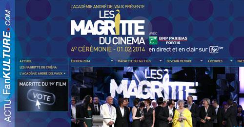 Votez pour le Une Chanson pour ma mère, Magritte du cinéma