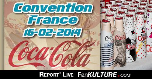 Convention Coca-Cola - 16 février 2014 - Dream Castle