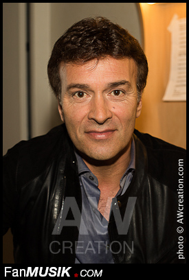 Tony Carreira - 12 avril 2014 - Palais des Sports, Paris