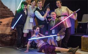 Geekopolis, 17 et 18 mai 2014 à Paris Expo Porte de Versailles