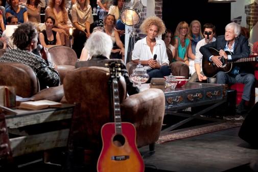 Du côté de chez Dave le 7 septembre sur France 3 avec Garou, Yannick Noah, Anggun, Louis Bertignac...