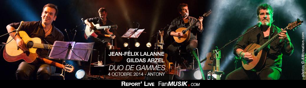 Duo de Gammes - 4 octobre 2014 - Auditorium Sainte-Marie, Antony