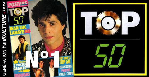 TOP 50 - N°1 - 10 mars 1986