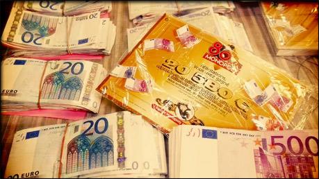 Monopoly cache des vrais billets dans ses boîtes pour fêter ses 80 ans !