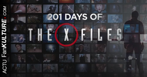201 jours avec The X-Files !
