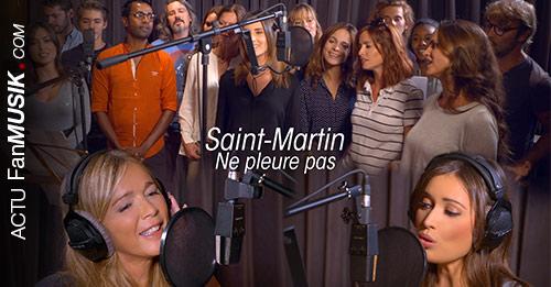 """""""Saint-Martin, ne pleure pas"""" au profit des sinistrés des Antilles par les comédiens des Mystères de l'Amour"""