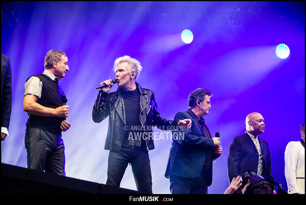 Stars 80, 18 mai 2019, Stade de France, Saint-Denis, © Angélique Le Goupil / AWcreation