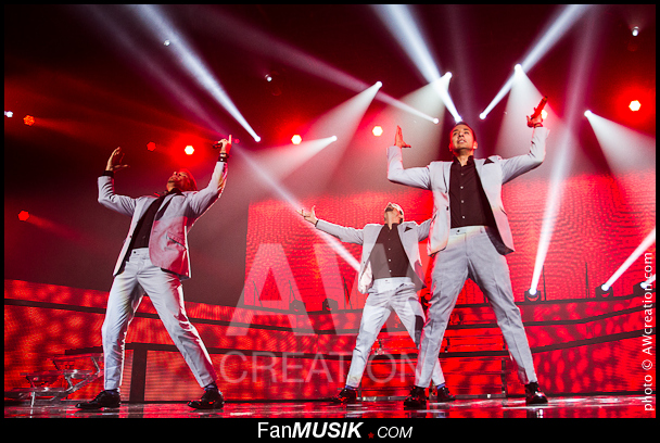 Backstreet Boys, Kevin Richardson, Brian Littrell, Howie Dorough