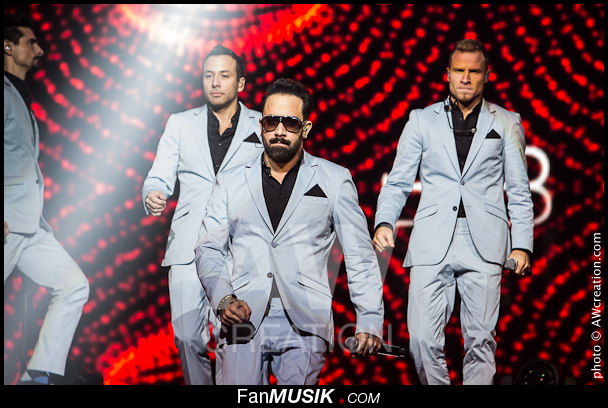 Backstreet Boys, Howie Dorough, A. J. McLean, Brian Littrell,