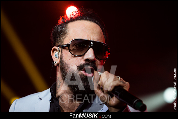 Backstreet Boys, A. J. McLean