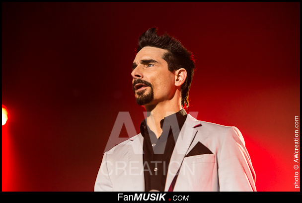 Backstreet Boys, Kevin Richardson