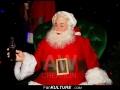 Père Noël Coca-Cola au Musée Grévin