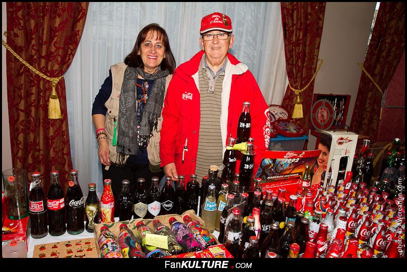 Antonio Martinez Andreu, Convention Coca-Cola 2014