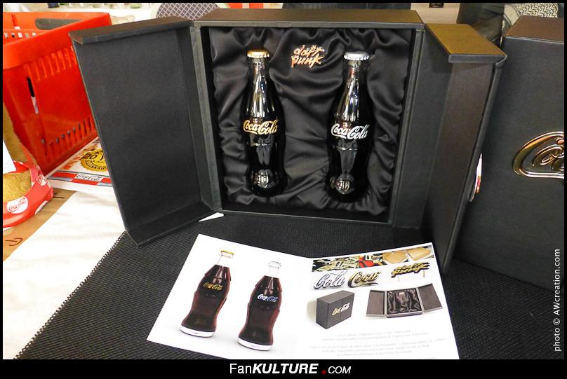 Daft Punk, Convention Coca-Cola 2014