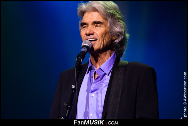 Daniel Guichard, Palais des Sports Paris - 16 octobre 2010 15h