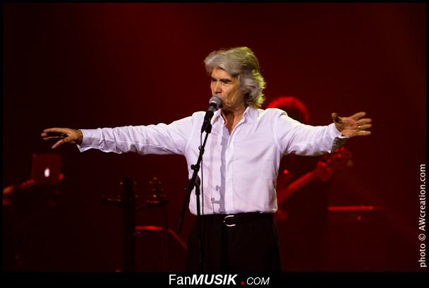 Daniel Guichard 16 octobre 2010 Palais des Sports 20h30