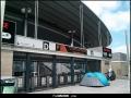Devant le Stade de France, 25 juin 2014