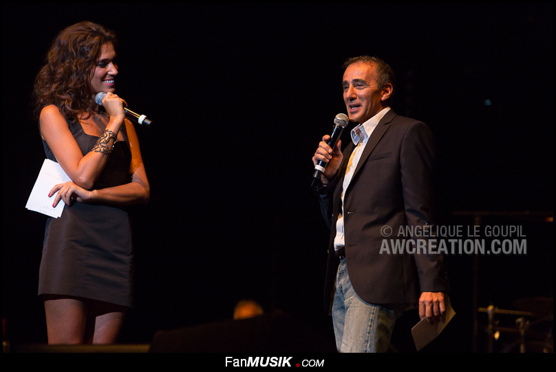 Laurie Cholewa, Elie Semoun