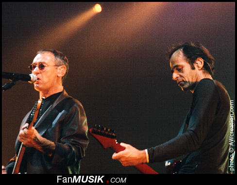 Michaël Jones et Jean-Jacques Goldman