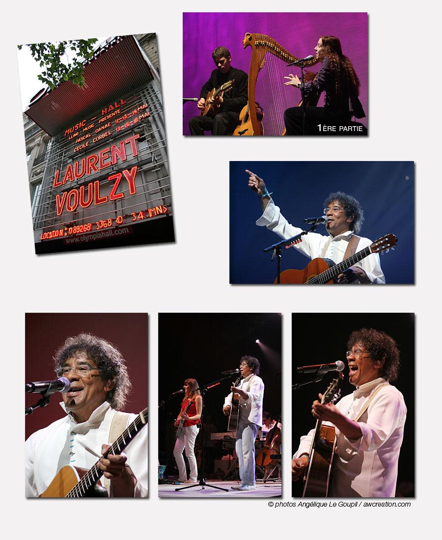 11 mai 2007 à l'Olympia à Paris