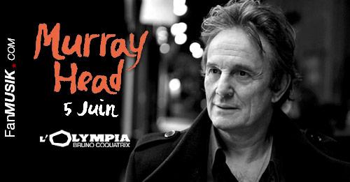 Murray Head le 5 juin 2013 à l'Olympia !