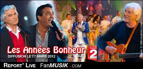 Les Années bonheur - 17 mars 2012 - France 2