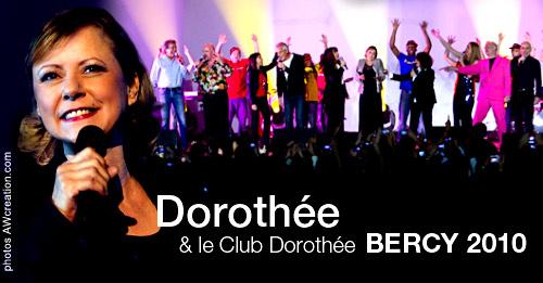 Dorothée à Bercy 2010
