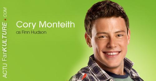 Corey Monteith, Finn dans Glee, décédé le 13 juillet. Les résultats de l'autopsie...