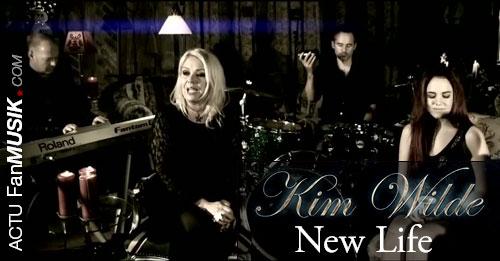 Kim Wilde, un nouveau clip pour chaque titre de son album Wilde Winter Songbook