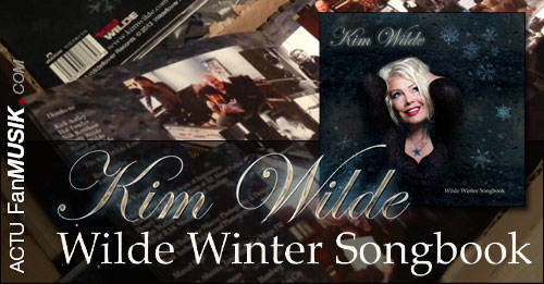 Kim Wilde, Wilde Winter Songbook son album de chanson de Noël sort aujourd'hui !