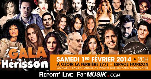 Gala du Hérisson - 1er février 2014 - Ozoir-la-Ferrière