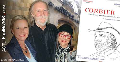 Le documentaire : Corbier, Des traces dans la mémoires des masses au cinéma !