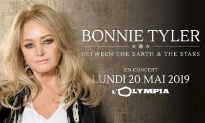 Bonnie Tyler en concert le 20 mai à l'Olympia !