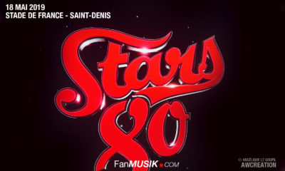 Report'Live Stars 80, 18 mai 2019, Stade de France, Saint-Denis