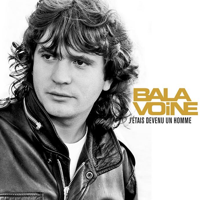 Daniel Balavoine 25cm inédit
