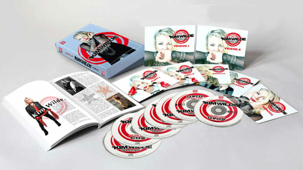 Pop Don´t Stop – Greatest Hits, 5CD/2DVD Coffret Deluxe